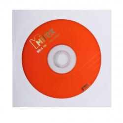 Лазер диск Mirex DVD+R 4.7 Gb 16x Конверт