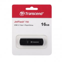 Флеш-память USB 16 Gb Transcend Jet Flash 700 (FD-16Gb/SF700) USB 3.0