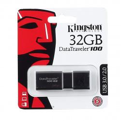Флеш-память USB 32 Gb Kingston DT100 G3 USB 3.0