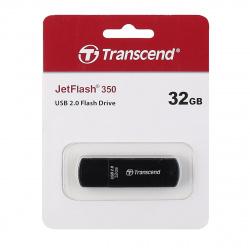 Флеш-память USB 32 Gb Transcend Jet Flash 350 (TS32GJF350)