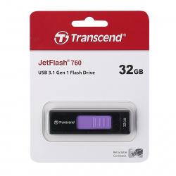 Флеш-память USB 32 Gb Transcend Jet Flash 760(FD-32Gb/SF760) USB 3.0