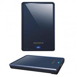 Внешний жёсткий диск A-DATA 1Tb  HV620S USB 3.1 Slim темно-синий