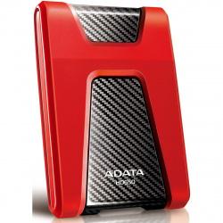 Внешний жёсткий диск A-DATA 1Tb  HD650 USB 3.1 красный