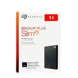 "Внешний жёсткий диск Seagate Original STHN1000405 1 TB / 2.5"" / USB 3.0 Backup Plus Slim Space Grey"