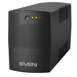 Источник бесперебойного питания  UPS Sven UP-B1000 1000VA/510W (3 IEC С13)