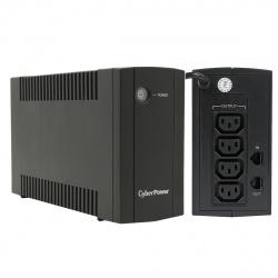 Источник бесперебойного питания  UPS CyberPower UTС650EI 650VA/360W (4 IEC С13)