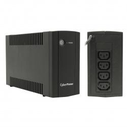 Источник бесперебойного питания  UPS CyberPower UTC850EI 850VA/425W (4 IEC С13)