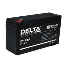 Батарея для ИБП Delta 06-12 DT (6V 12.0Ah)