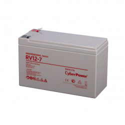 Батарея для ИБП CyberPower Professional series RV 12-7 (12V 7.0Ah)