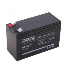 Батарея для ИБП Delta 12-07 (12V 7.0Ah)
