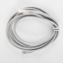 Кабель Patch Cord литой Telecom UTP кат.5е 3м синий <NA102-L-3M_317468>