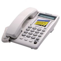 Телефон Panasonic KX-TS 2362 RUW (ЖК)