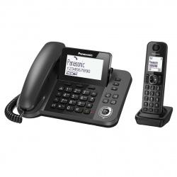 Радио телефон Panasonic KX-TGF 310 RUM (доп. трубка, спикерфон)