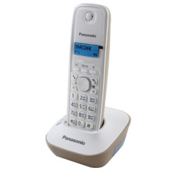 Радио телефон Panasonic KX-TG 1611 RUJ ( АОН, подсветка, будил, поиск трубки)