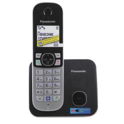 Радио телефон Panasonic KX-TG 6811 RUB (АОН, спикерфон, резервное питание)