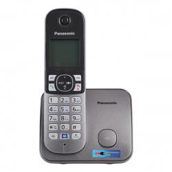 Радио телефон Panasonic KX-TG 6811 RUM (АОН, спикерфон, резервное питание)