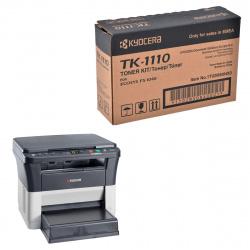 Комплект: многофункциональное устройство Kyocera FS-1020MFP + доп.картридж TK-1110