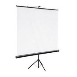 Экран на штативе APOLLO 150x150 см White