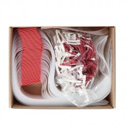 Курсоры (29-33 см) красный 100 шт