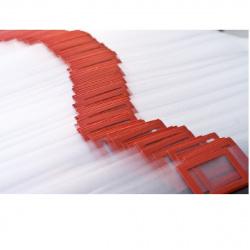 Курсоры (34-38 см) красный 100 шт