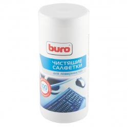 Туба с чистящими салфетками BURO для поверх.BU-Tsurface (100 шт.) 817441