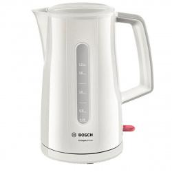 Чайник электрический Bosch TWK3A011 белый (1,7л./2400 Вт/диск)