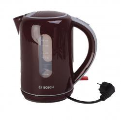 Чайник электрический Bosch TWK 7604 бордо (1,7л./2200 Вт/диск)