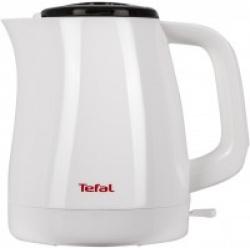 Чайник электрический Tefal KO150130 белый (1,5л./2400Вт/диск)