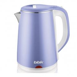 Чайник электрический BBK EK2001P пластик (2,0л./2200Вт/диск)