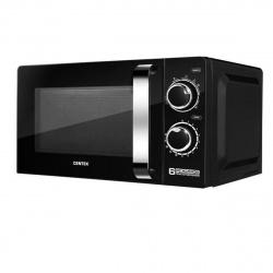 Микроволновая печь CENTEK СТ-1575 (черный) 700W, 20л
