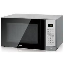 Микроволновая печь BBK 20MWS-729S/BS (серебрo/черный) 700W, 20 л