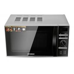 Микроволновая печь Hyundai HYM-D3026 (серебристый) 700W, 20 л