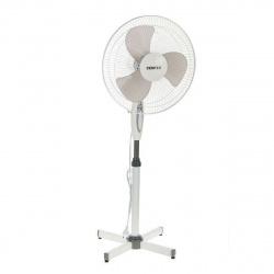 Вентилятор Centek CT-5015 серый 40Вт, 1.25м, 43см, 3 скорости, автоповорот, подсвет