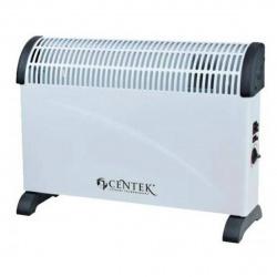 Конвектор Centek CT-6123 белый, макс.мощность 2000 Вт, 2000Вт(20м), настенный крепёж, 3 режима
