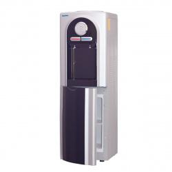 Кулер Aqua Work YLR1-5-VB черный/серебристый, электрон., напольный, шкафчик