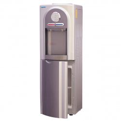 Кулер Aqua Work YLR1-5-VB серый/серебро, электрон., напольный, шкафчик