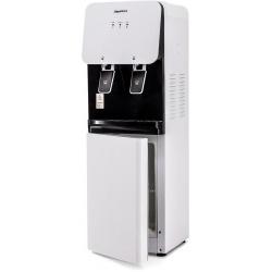 Кулер Aqua Work J-24LD белый, электрон., напольный, шкафчик