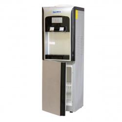 Кулер Aqua Work YLR1-5-V90 серебристый/черный, электрон., напольный, шкафчик
