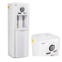Кулер Aqua Work 95L белый, компрессор., напольный
