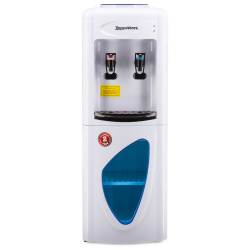 Кулер Aqua Work 0.7LDR белый, электрон., напольный, 85 см