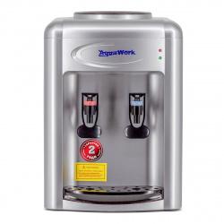 Кулер Aqua Work 0.7TDR серебро, электрон., настольный