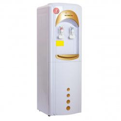 Кулер Aqua Work 16-L/HLN белый/золотой, компрессор., напольный