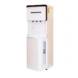 Кулер Aqua Work YLR1-5-V908, белый электрон., шкафчик, 3 кнопки, напольный