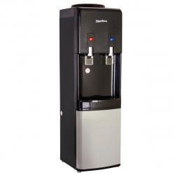 Кулер Aqua Work YL1442S, серебристо-черный, компрессор., напольный