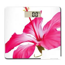 Весы напольные Centek CT-2412 Flowers электронные, max 180кг, шаг 0,1кг, 300х300мм