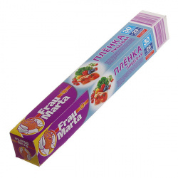 Пленка пищевая 30*290 FRAU MARTA.картон упак 431881