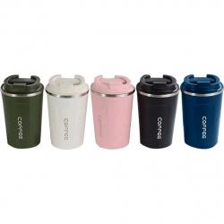 Термокружка стальная 380мл Coffee Mug deVENTE 8090008 ассорти 4 вида