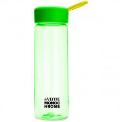 Бутылка пластиковая 500мл Monochrome deVENTE 8090936 зеленого цвета