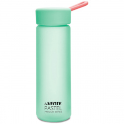 Бутылка пластиковая 500мл Pastel deVENTE 8090940 бирюзового цвета
