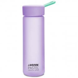 Бутылка пластиковая 500мл Pastel deVENTE 8090941 сиреневого цвета